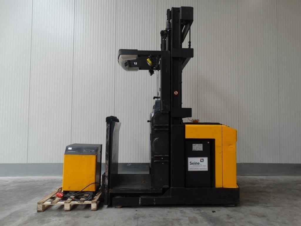 Jungheinrich-KMS 100 ZG 80-56-457 ZT-Mittelhubkommissionierer-http://www.sago-online.com