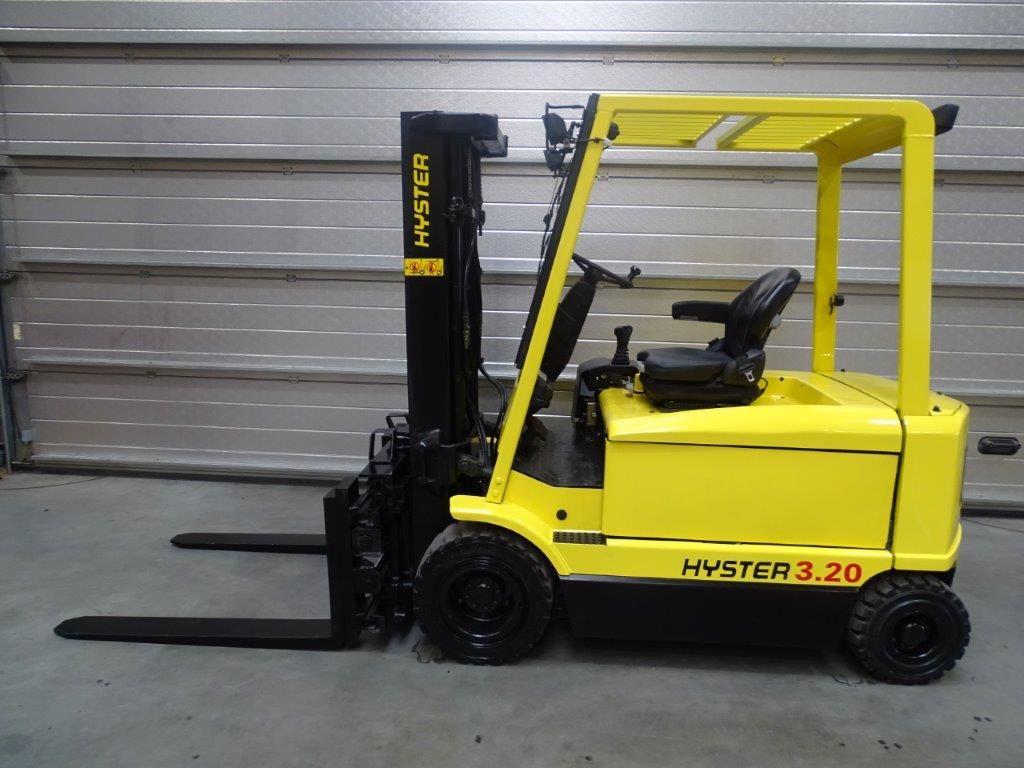 Hyster-J3.20XM-Elektro 4 Rad-Stapler-http://www.sago-online.com