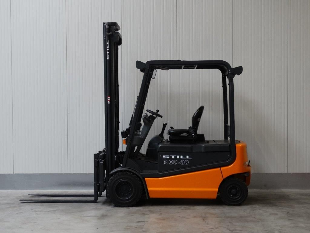 Still-R60-30 -Elektro 4 Rad-Stapler-http://www.sago-online.com