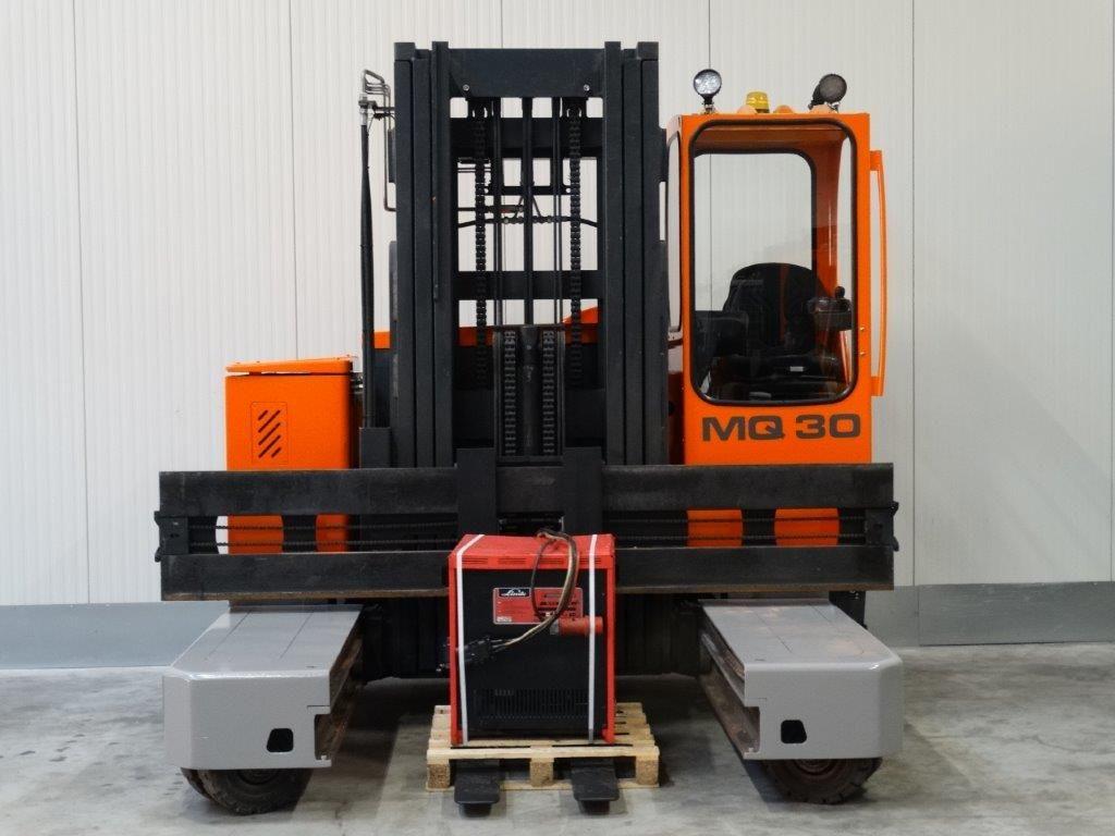Hubtex-MQ30 - TRIPLEX-Vierwege Seitenstapler-http://www.sago-online.com