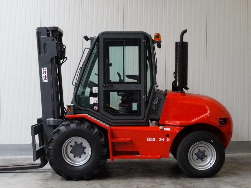 Ranger-G50 / 2H-Geländestapler-http://www.sago-online.com