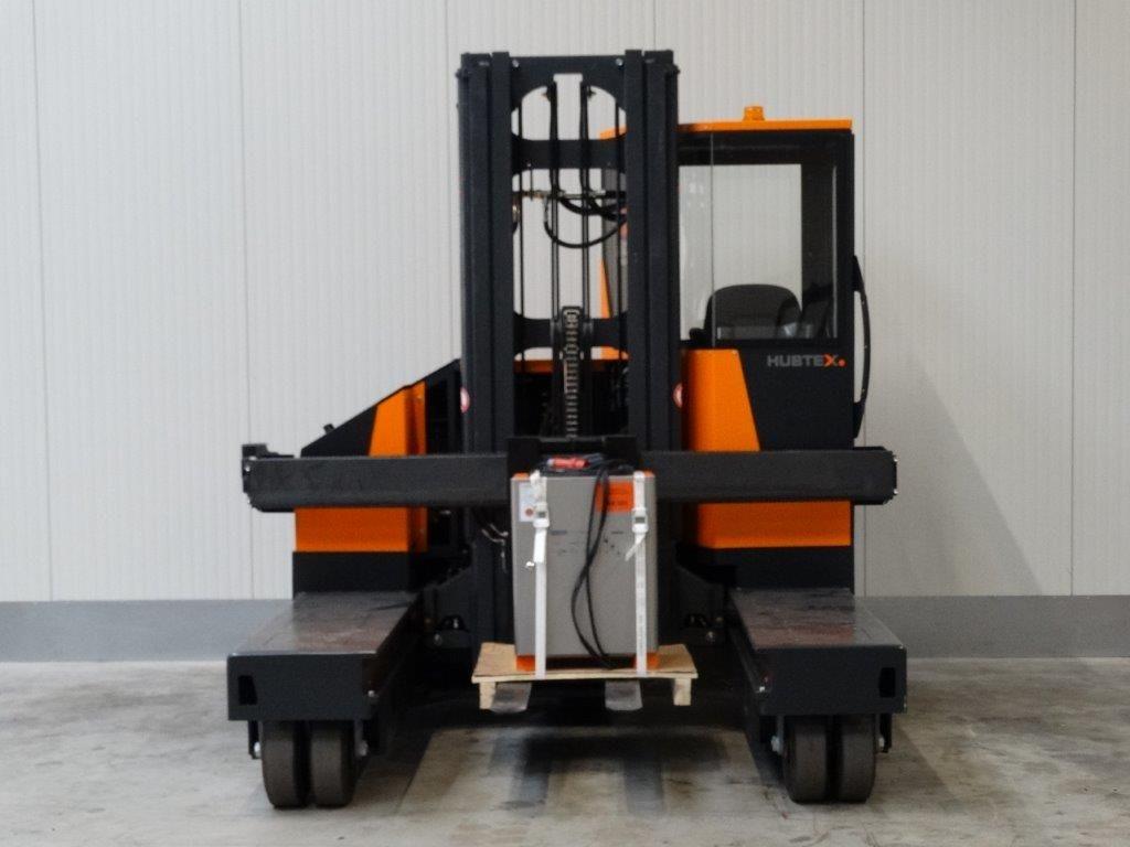 Hubtex-DQ30-E - TRIPLEX - DEMO-Vierwege Seitenstapler-http://www.sago-online.com
