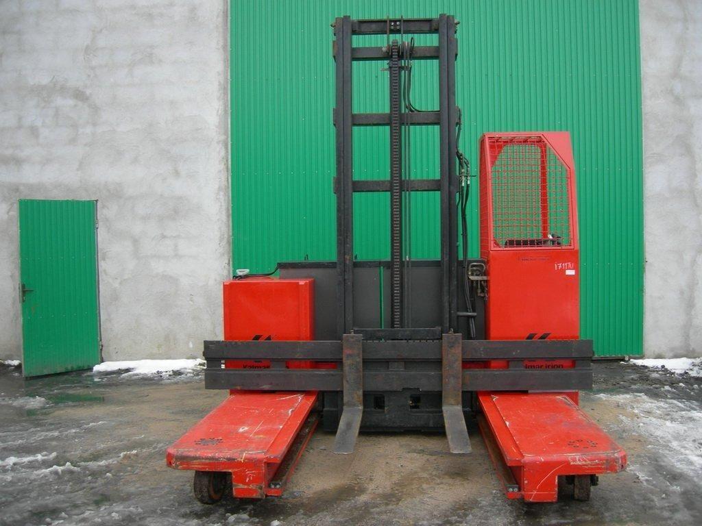 Kalmar-EFY 25/18/55E - DEFEKT!!-Vierwege Seitenstapler-http://www.sago-online.com