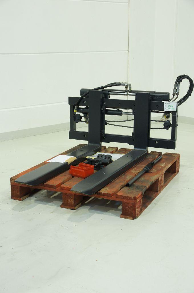 gebraucht kaup 2t 163 sn zinkenverstellger t sander gebrauchtstapler gebrauchte stapler. Black Bedroom Furniture Sets. Home Design Ideas