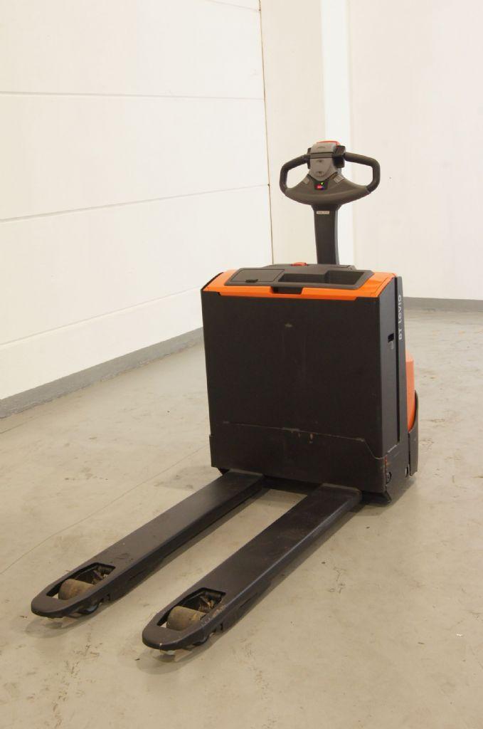 gebraucht bt lwe 140 niederhubwagen sander gebrauchtstapler gebrauchte stapler gebraucht. Black Bedroom Furniture Sets. Home Design Ideas