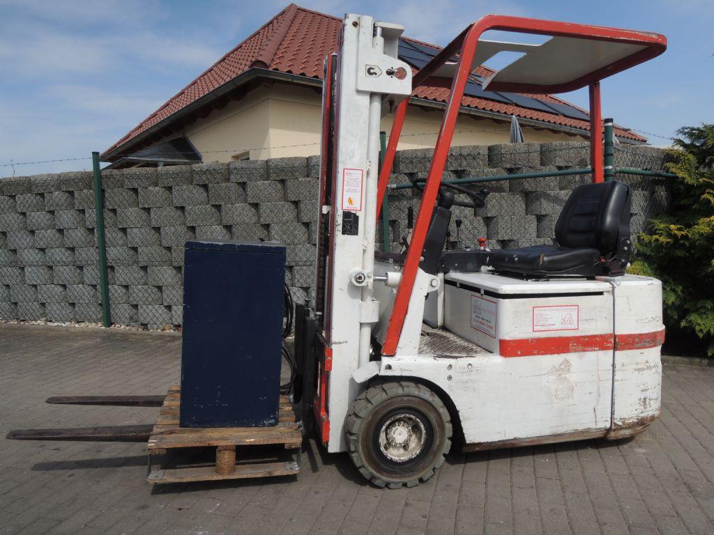 Steinbock Boss-LE16-Elektro 3 Rad-Stapler-http://www.schuetze-gabelstapler.de