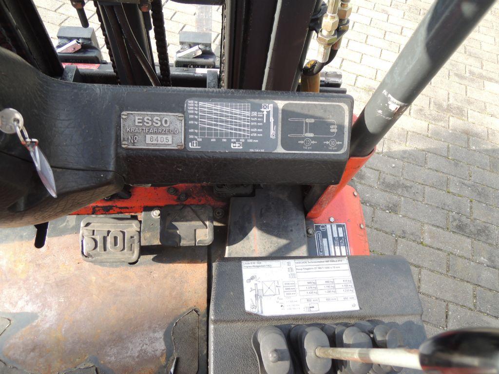 Linde-E16S-Elektro 3 Rad-Stapler-http://www.schuetze-gabelstapler.de