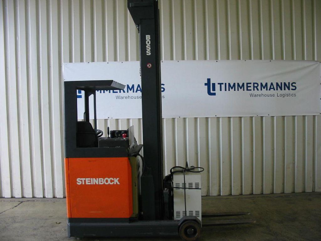 Steinbock Boss WR16 Elektro-Schubmaststapler www.timmermanns.com