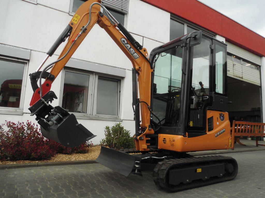 Case-CX 18 B-Minibagger-http://www.wiegers-gabelstapler.de