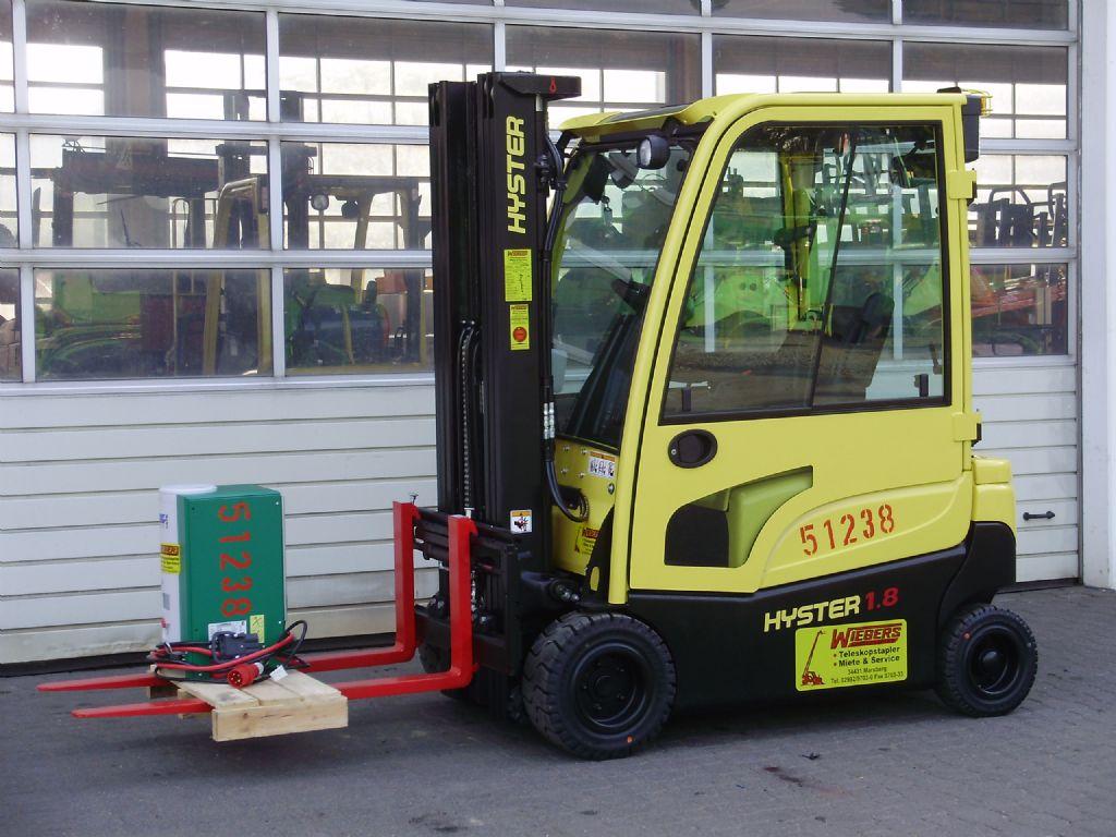 Hyster-J1.80XN-Elektro 4 Rad-Stapler-http://www.wiegers-gabelstapler.de