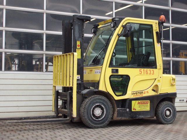 Hyster-H2.5FT-Dieselstapler-http://www.wiegers-gabelstapler.de