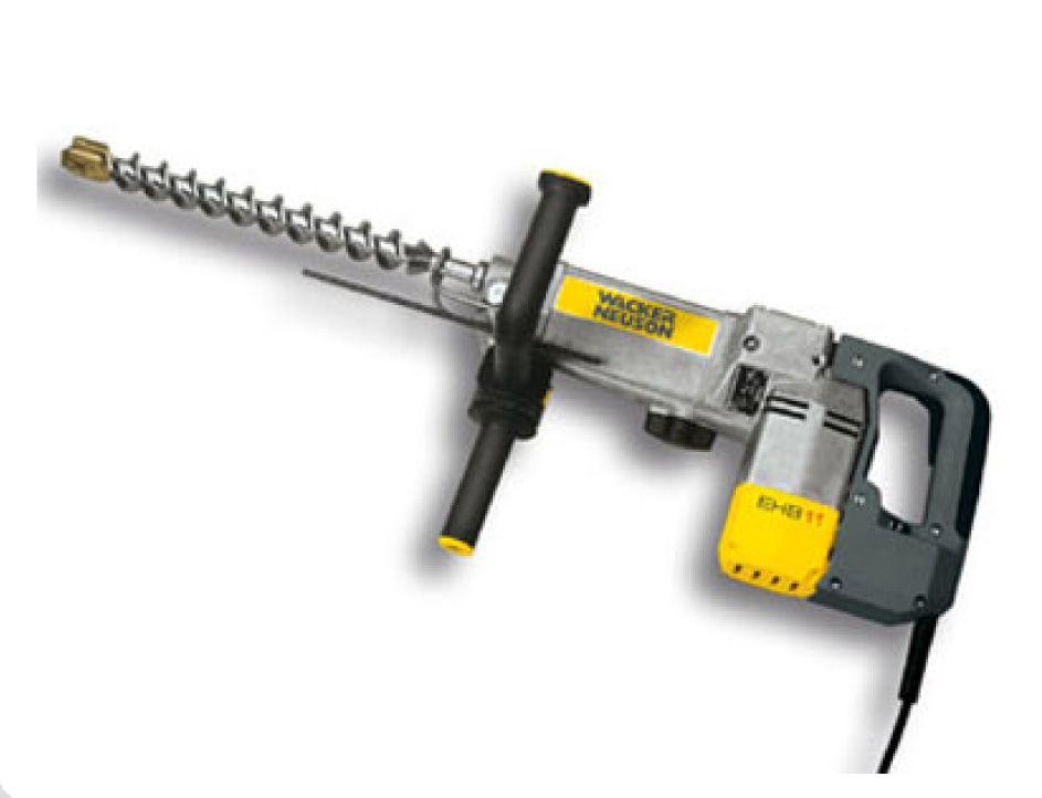-Bohr- / Schlaghammer 11 kg-Bohrgerät-http://www.wilmes-mietservice.de
