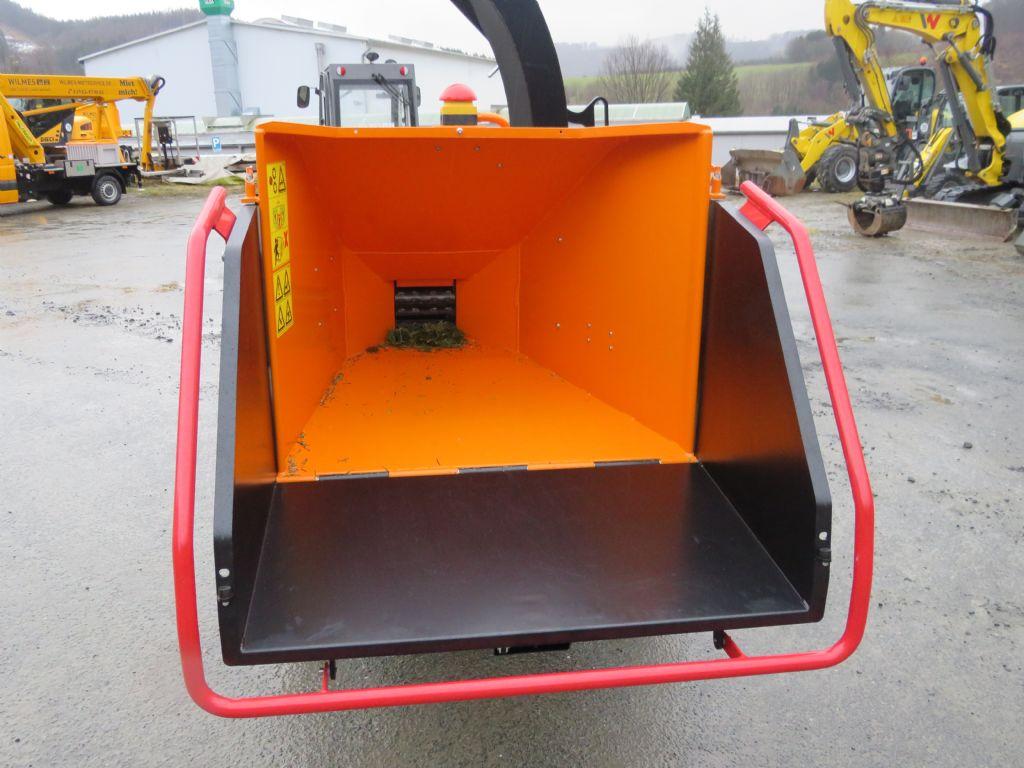 -Holzhäcksler Ø 160 Greenmech Quad Chip 160-Sonstige-http://www.wilmes-mietservice.de
