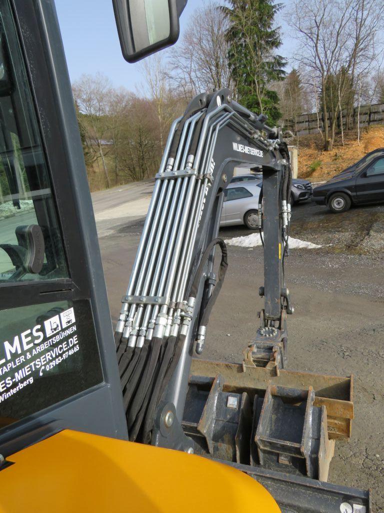 Eurocomach-Minibagger 3,5 t - ES 35.2 ZT-Minibagger-http://www.wilmes-mietservice.de