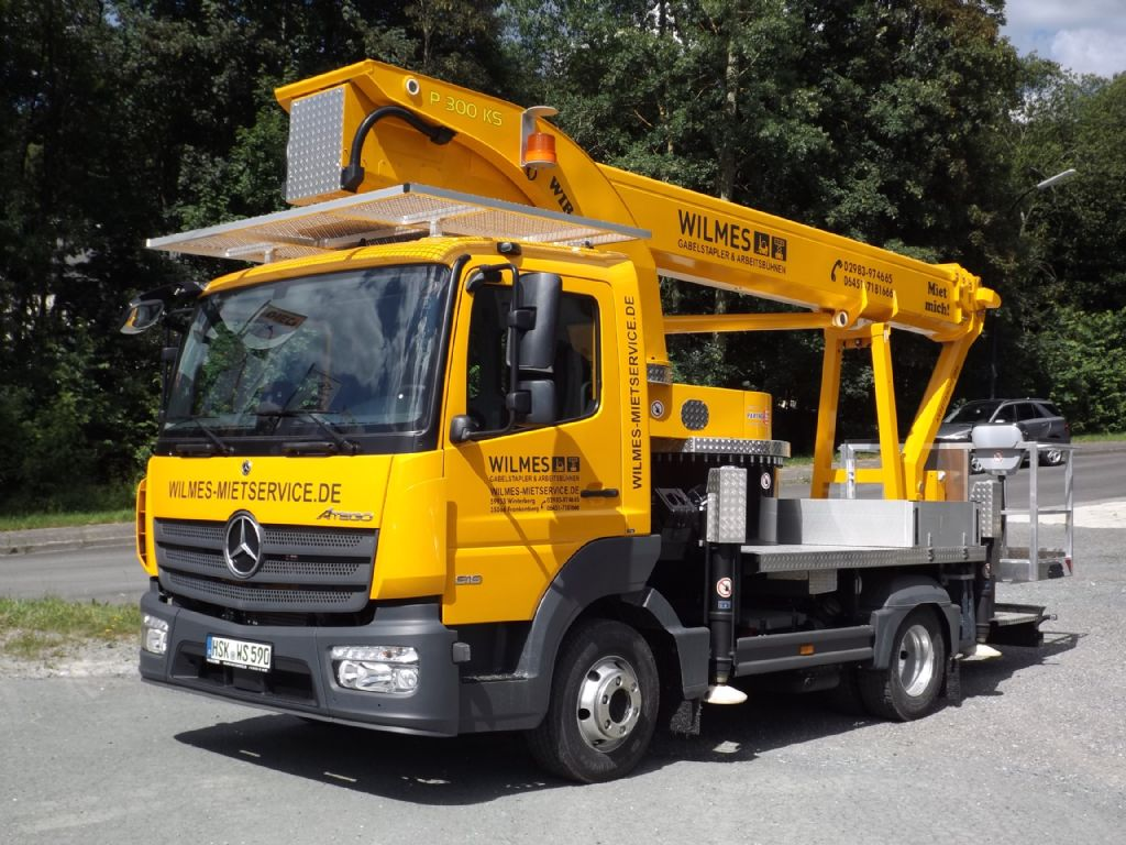 Wumag-WT300-LKW Arbeitsbühne-http://www.wilmes-mietservice.de