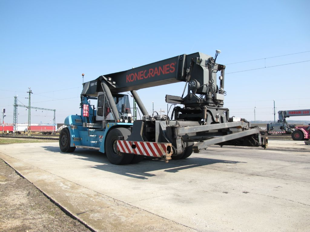 SMV-4123CB5-Vollcontainer Reachstacker http://www.zeiss-forkliftcenter.at