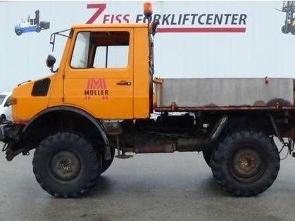 *Sonstige-Mercedes Unimog 424-Sonstiges Gerät http://www.zeiss-forkliftcenter.at