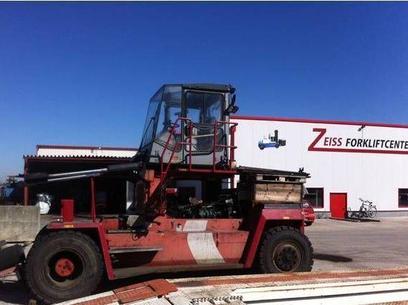 Kalmar-DCD70-40E5-Leer Containerstapler http://www.zeiss-forkliftcenter.at