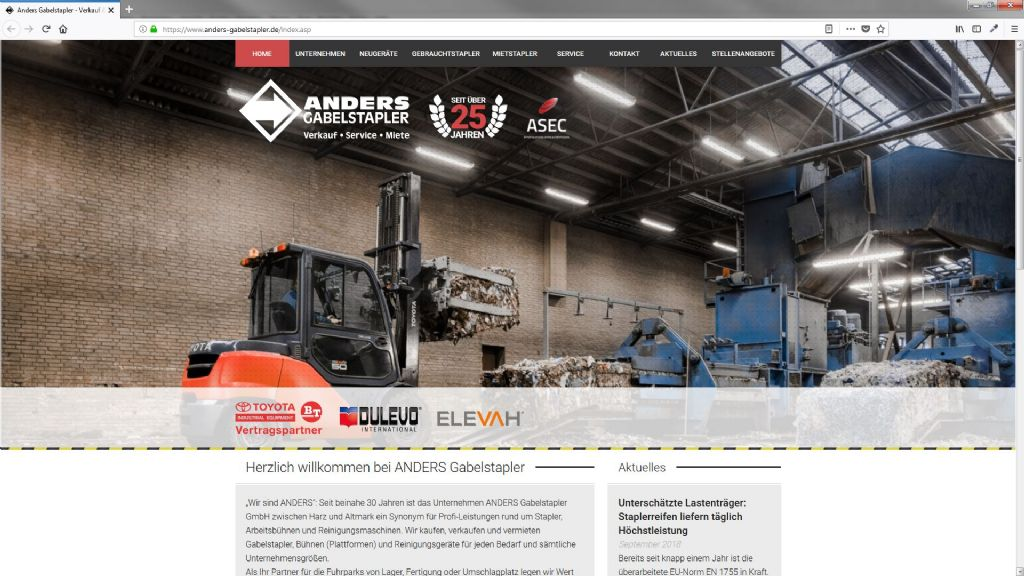 Anders Gabelstapler GmbH