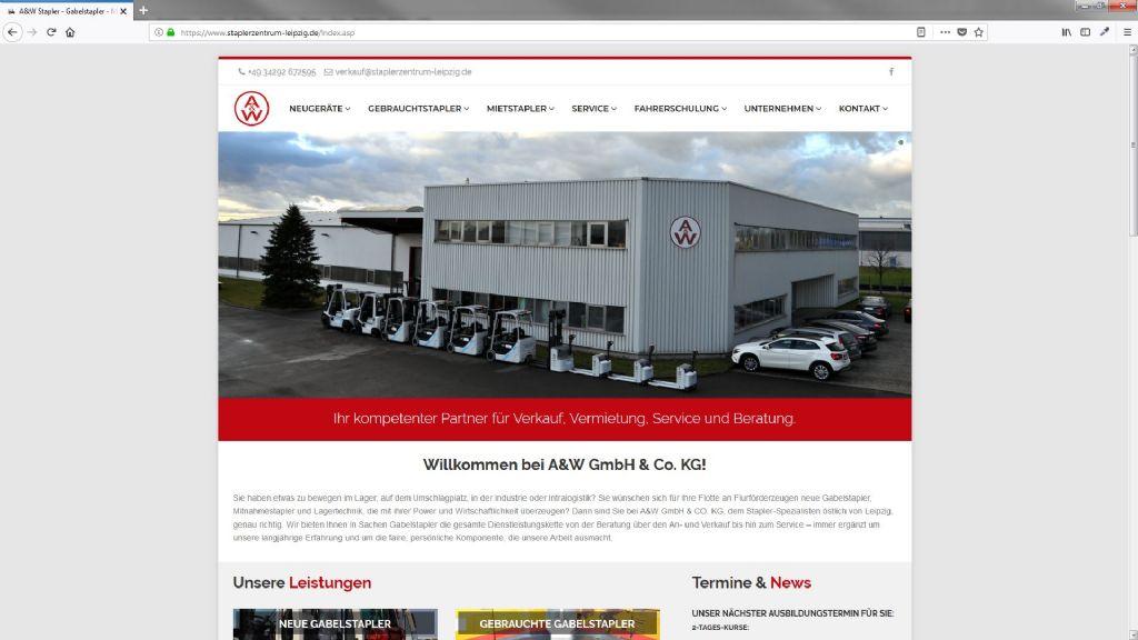A&W GmbH & Co. KG