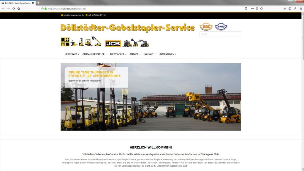 Döllstädter Gabelstapler Service GmbH