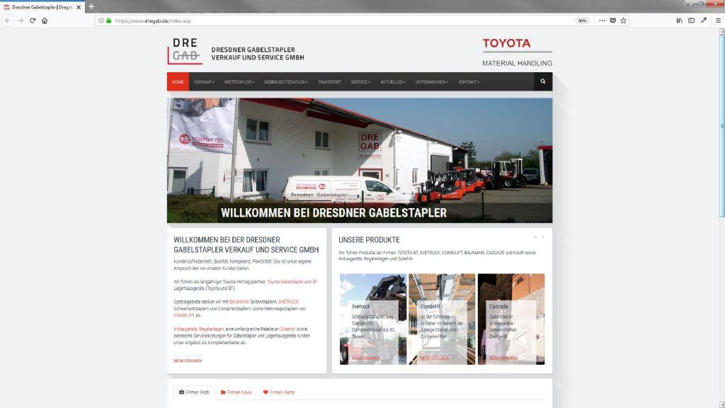 Dresdner Gabelstapler Verkauf und Service GmbH