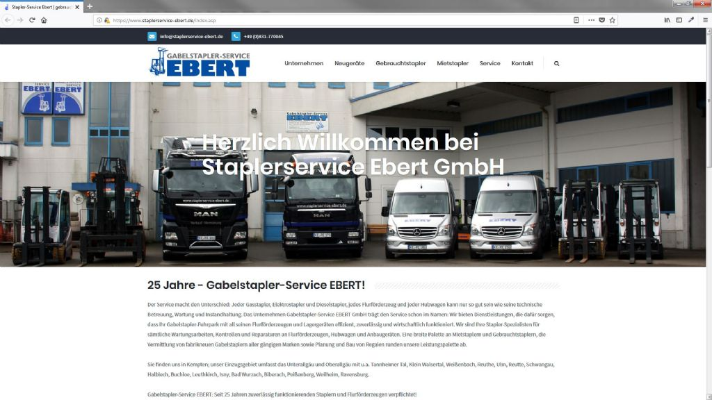 Ebert Gabelstaplerservice GmbH