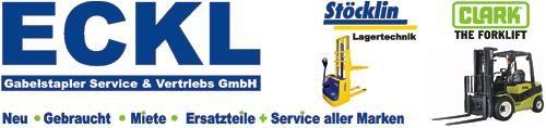 Eckl Gabelstapler Service & Vertriebs GmbH