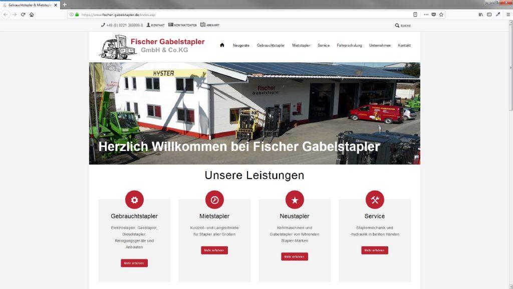 Fischer Gabelstapler GmbH & Co.KG