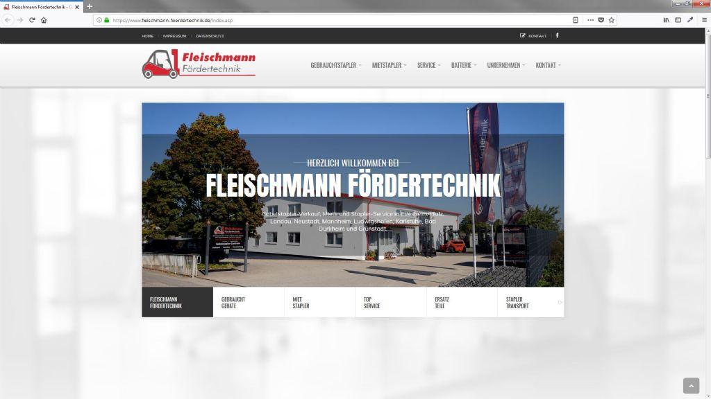 Fleischmann Fördertechnik