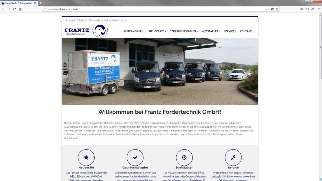 Frantz Fördertechnik GmbH