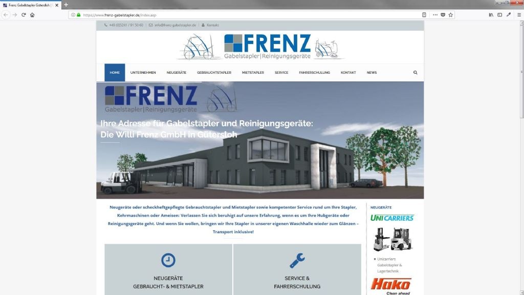 Willi Frenz GmbH