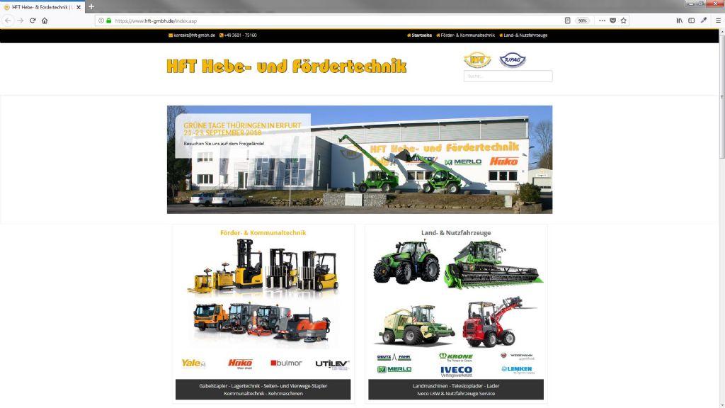 HFT Hebe- & Fördertechnik GmbH