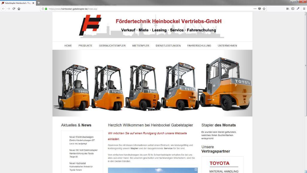 Fördertechnik Heinbockel Vertriebs - GmbH