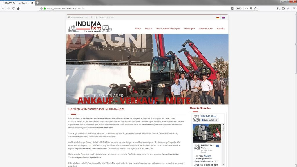 INDUMA-Rent GmbH