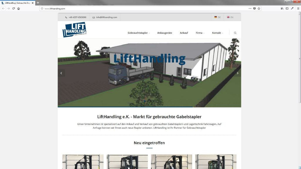 LiftHandling