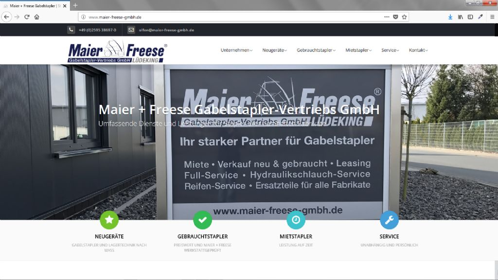 Maier + Freese Vertriebs GmbH