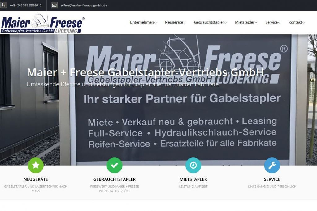 Maier + Freese Vertriebs GmbH
