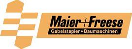 Maier + Freese Gabelstapler-Baumaschinen