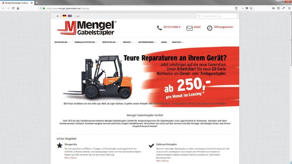 Mengel Gabelstapler GmbH