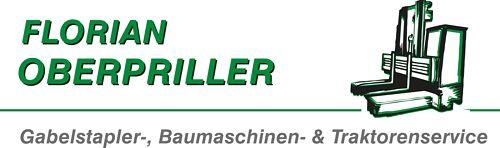 Florian Oberpriller Gabelstapler - Baumaschinen- & Traktorenservice