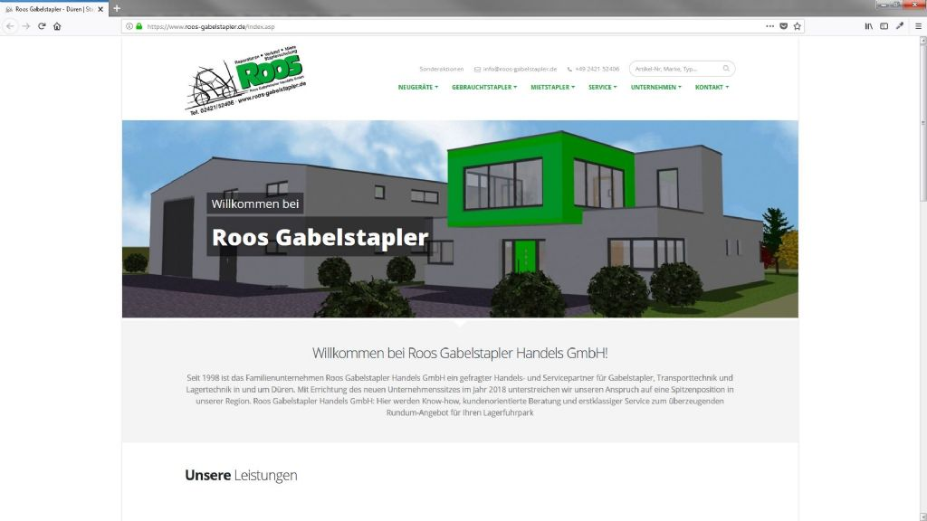 Roos Gabelstapler GmbH