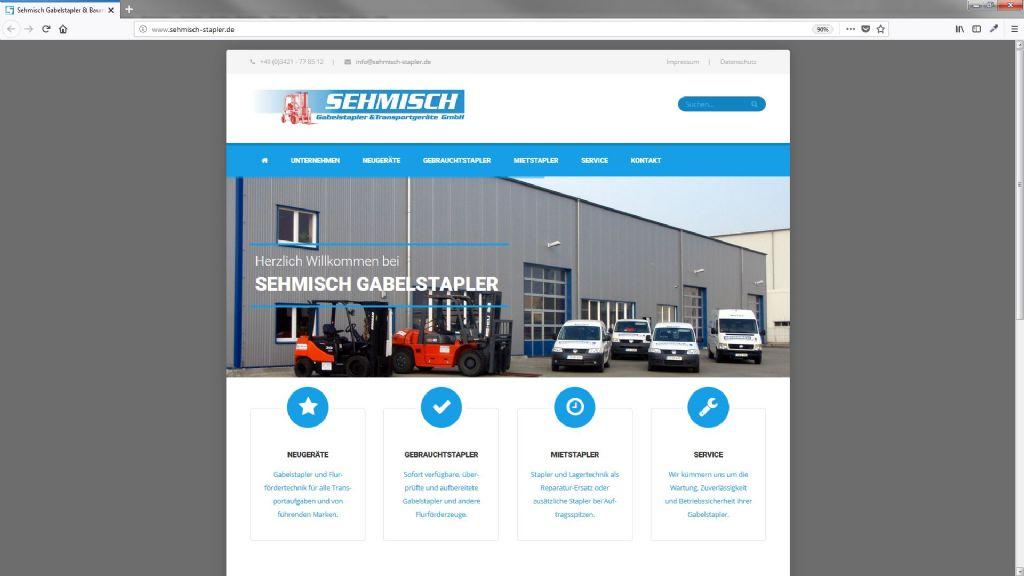 Sehmisch Gabelstapler & Transportgeräte GmbH