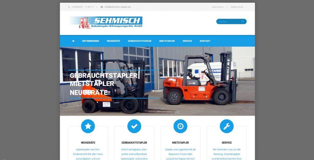 Sehmisch Gabelstapler & Transportger�te GmbH