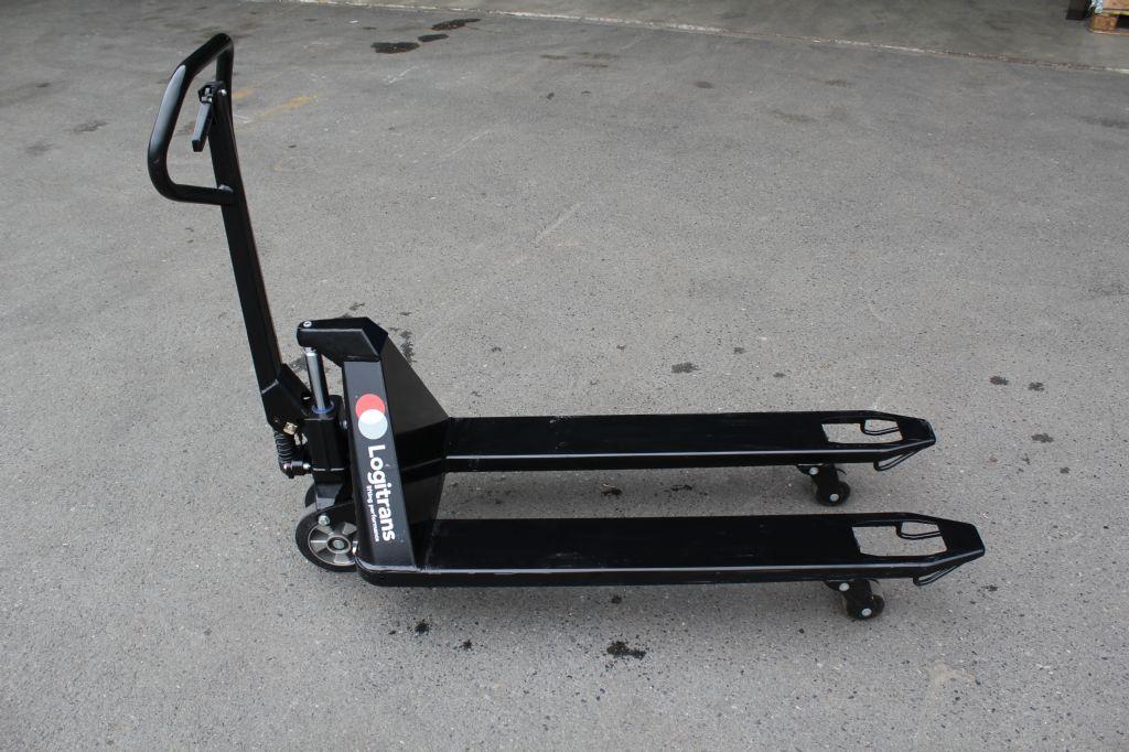 Logitrans PS 2082 Silent Handhubwagen agravis-stapler.de