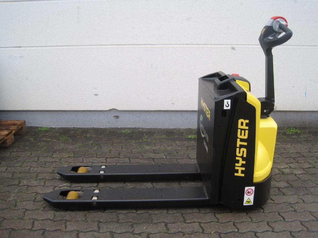 Hyster P 1.6 Niederhubwagen agravis-stapler.de