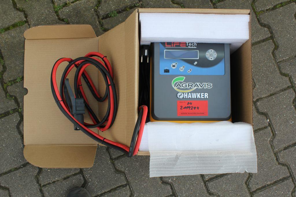 Hyster S 2.0 Hochhubwagen agravis-stapler.de