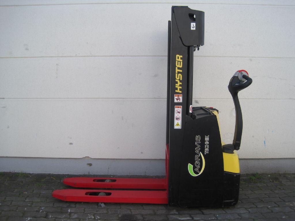Hyster S 1.0 AC Hochhubwagen agravis-stapler.de