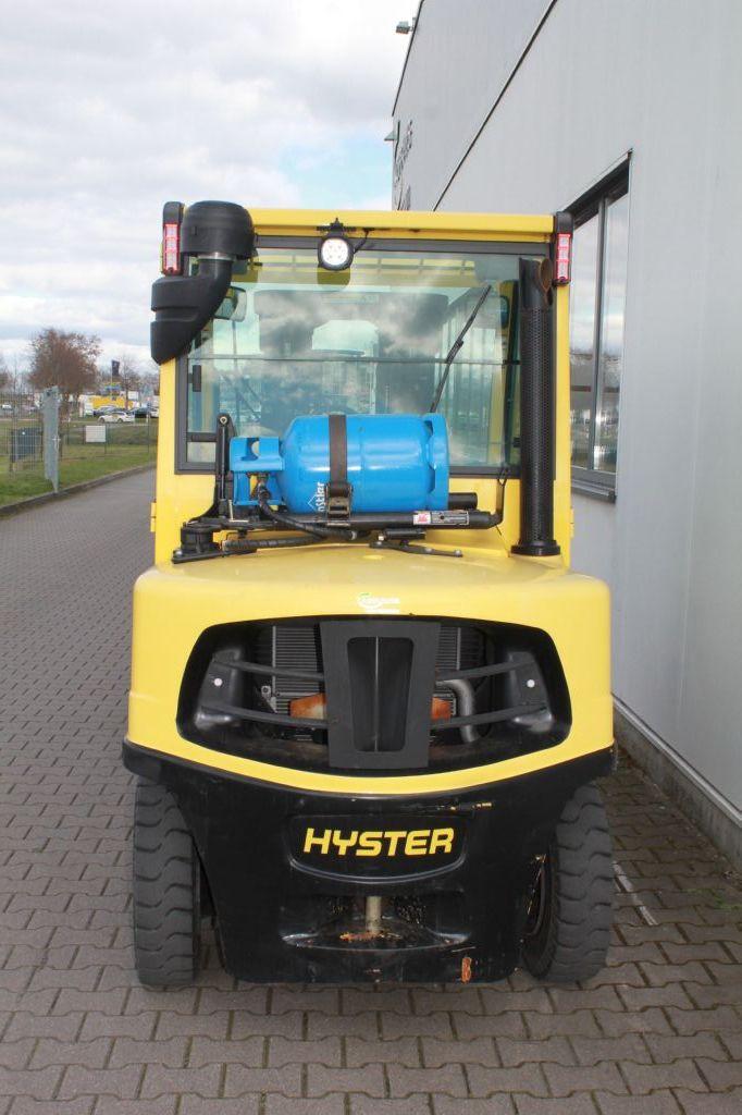 Hyster H 4.5 FTS5 Treibgasstapler agravis-stapler.de