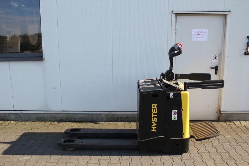 Hyster P 2.0 S FBW Niederhubwagen agravis-stapler.de